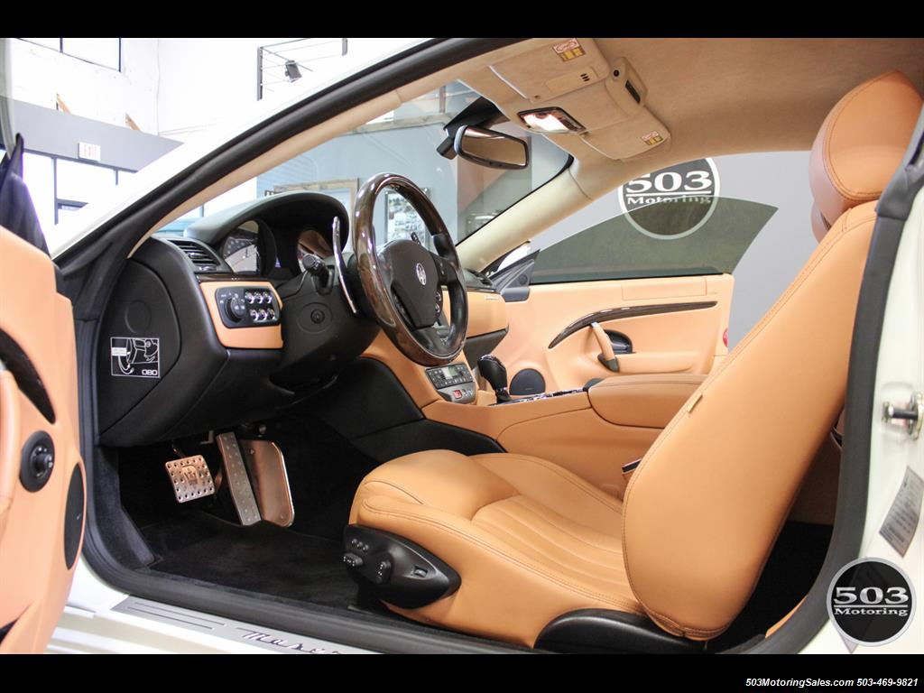 2010 Maserati GranTurismo S Automatic; One Owner w/ Only 8k Miles! - Photo 26 - Beaverton, OR 97005