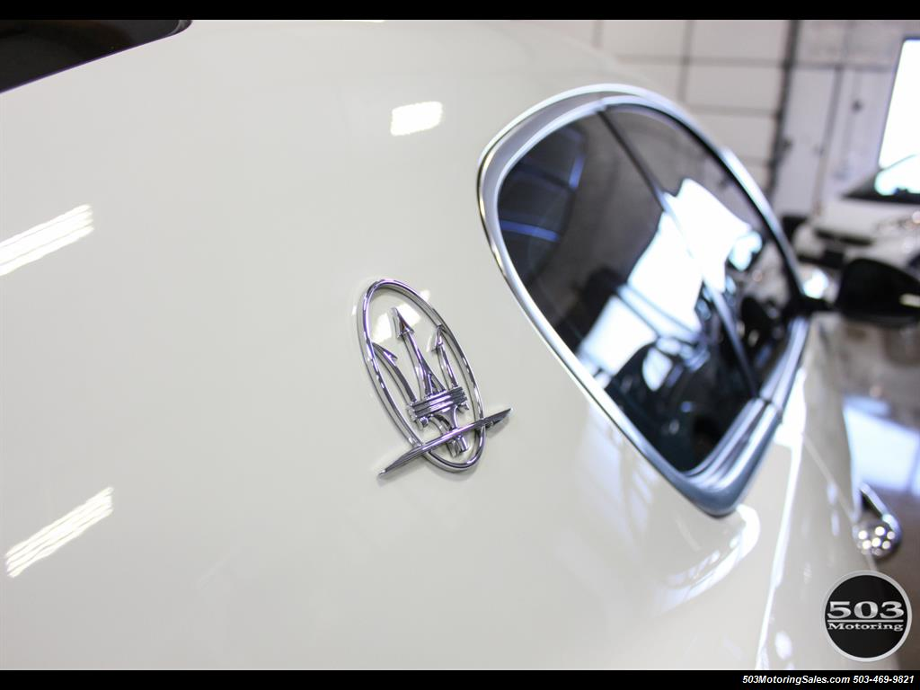 2010 Maserati GranTurismo S Automatic; One Owner w/ Only 8k Miles! - Photo 18 - Beaverton, OR 97005