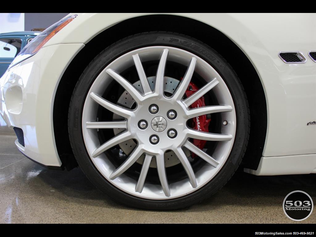 2010 Maserati GranTurismo S Automatic; One Owner w/ Only 8k Miles! - Photo 22 - Beaverton, OR 97005