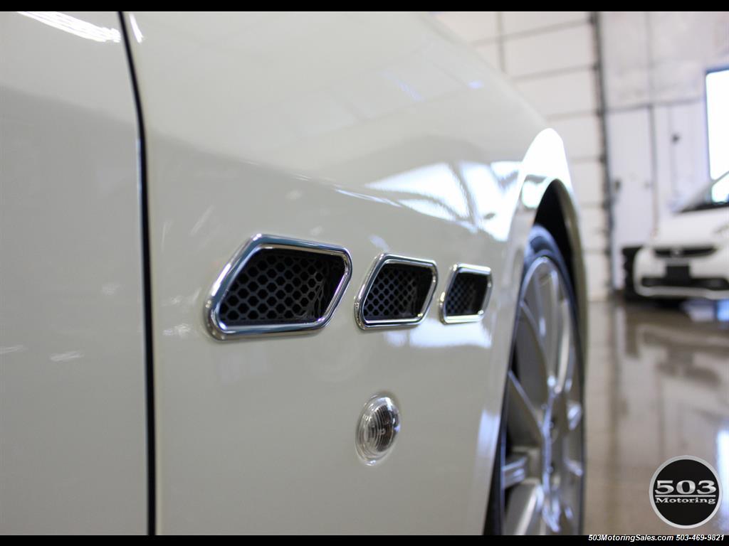 2010 Maserati GranTurismo S Automatic; One Owner w/ Only 8k Miles! - Photo 16 - Beaverton, OR 97005