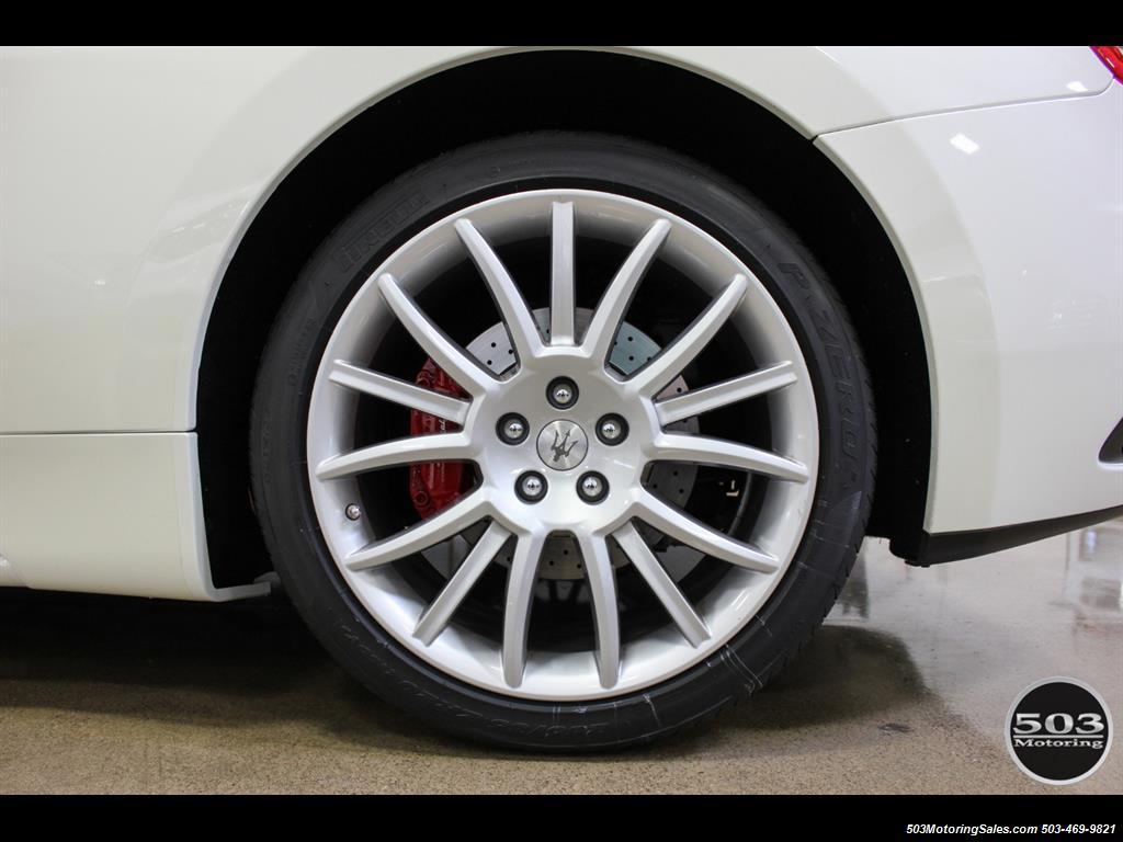 2010 Maserati GranTurismo S Automatic; One Owner w/ Only 8k Miles! - Photo 23 - Beaverton, OR 97005