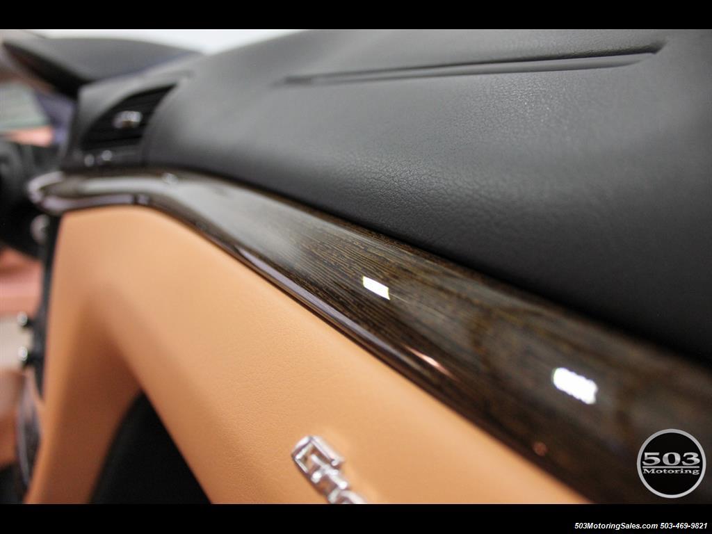 2010 Maserati GranTurismo S Automatic; One Owner w/ Only 8k Miles! - Photo 42 - Beaverton, OR 97005
