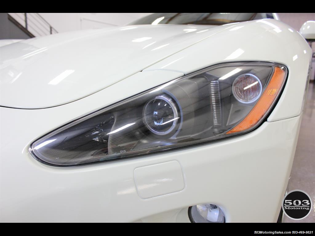 2010 Maserati GranTurismo S Automatic; One Owner w/ Only 8k Miles! - Photo 13 - Beaverton, OR 97005