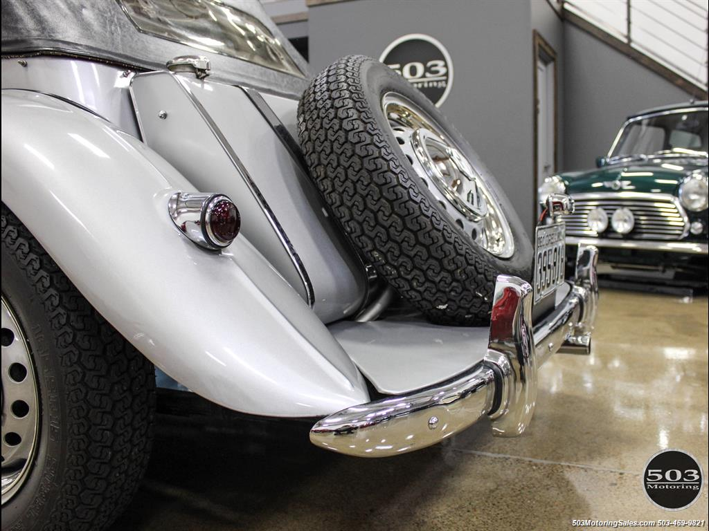 1954 MG TF; Excellent Condition, Same Owner Since 1969 - Photo 19 - Beaverton, OR 97005