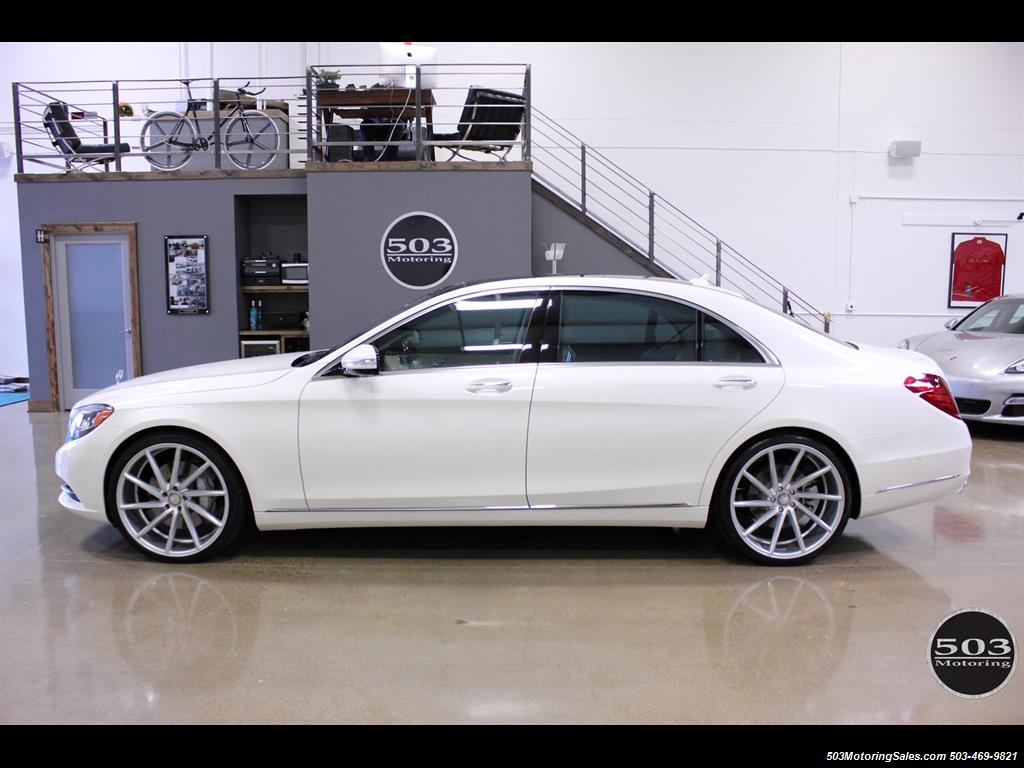 2016 Mercedes-Benz S550 4MATIC, Perfect Condition in ...