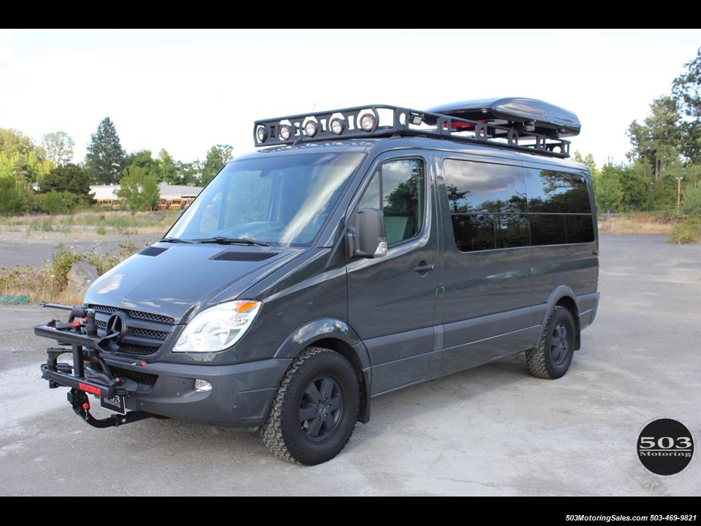 sprinter interior luxury ultimate business benz mercedes van man custom pin mobile coach offices conversion