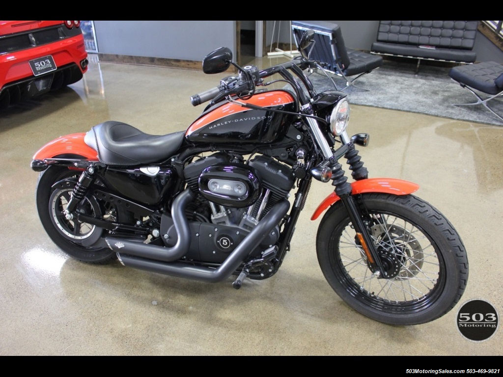 2007 Harley-Davidson Sportster Nightster