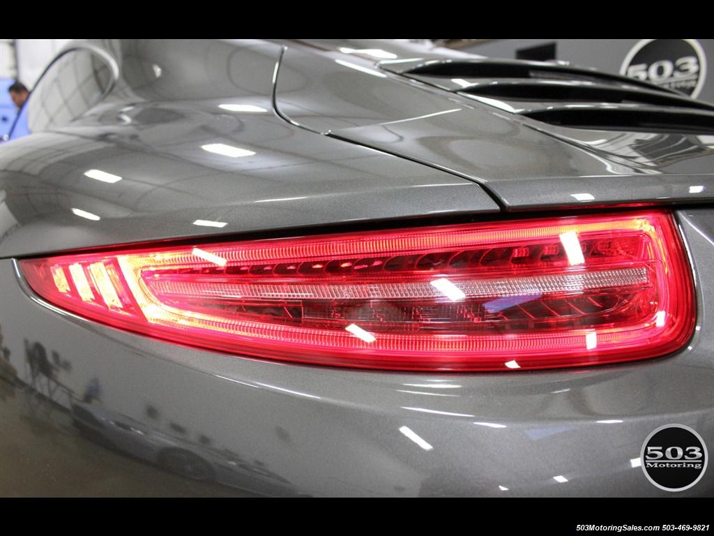 2014 Porsche 911 Carrera S; Agate Grey/Black w/ $119k MSRP! - Photo 15 - Beaverton, OR 97005