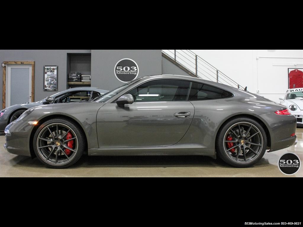 2014 Porsche 911 Carrera S; Agate Grey/Black w/ $119k MSRP! - Photo 2 - Beaverton, OR 97005