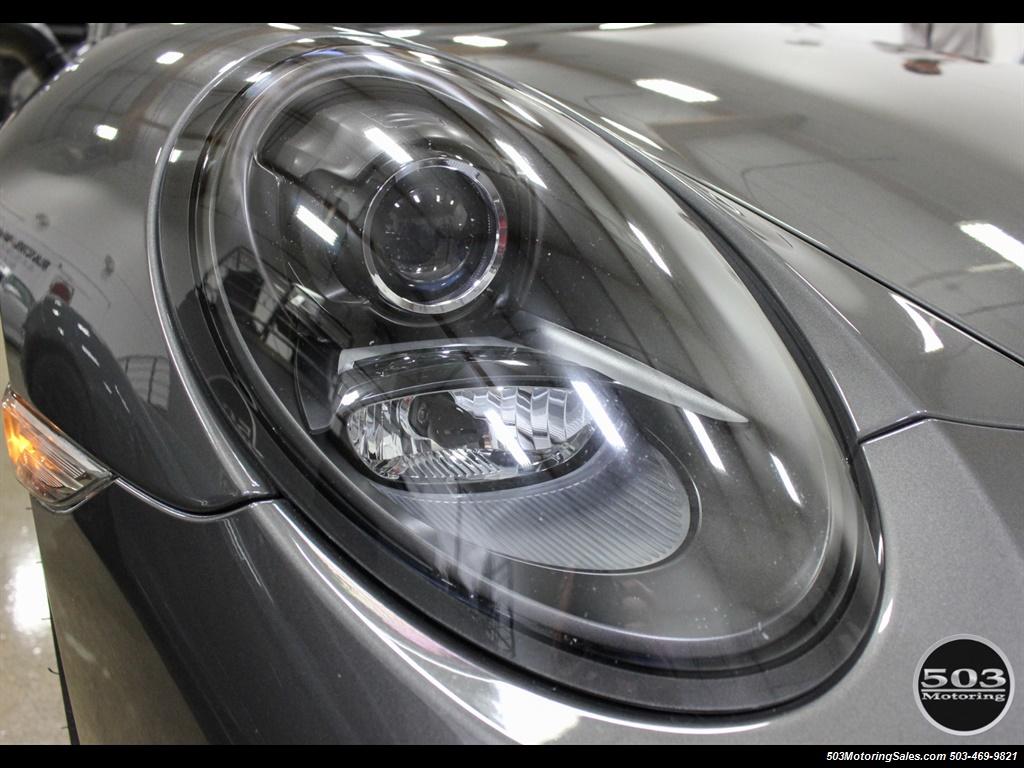 2014 Porsche 911 Carrera S; Agate Grey/Black w/ $119k MSRP! - Photo 10 - Beaverton, OR 97005