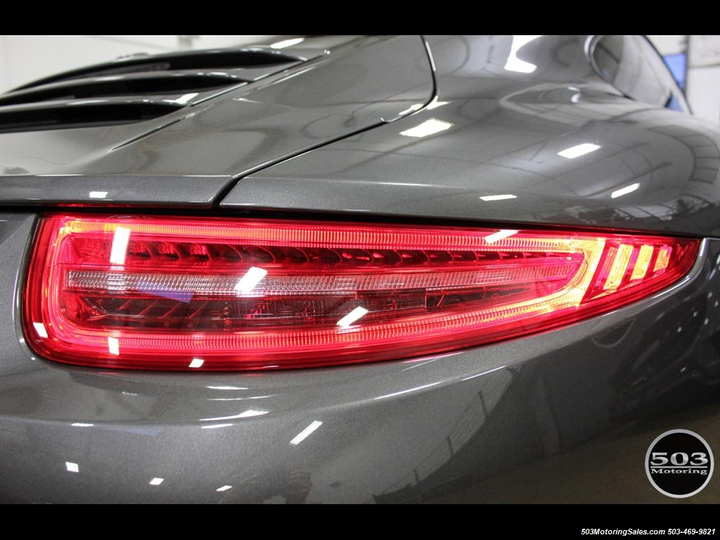 2014 Porsche 911 Carrera S; Agate Grey/Black w/ $119k MSRP! - Photo 16 - Beaverton, OR 97005