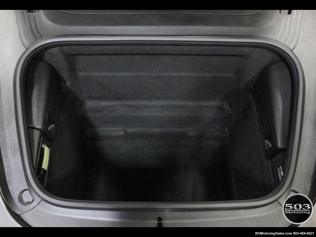 2014 Porsche 911 Carrera S; Agate Grey/Black w/ $119k MSRP! - Photo 41 - Beaverton, OR 97005