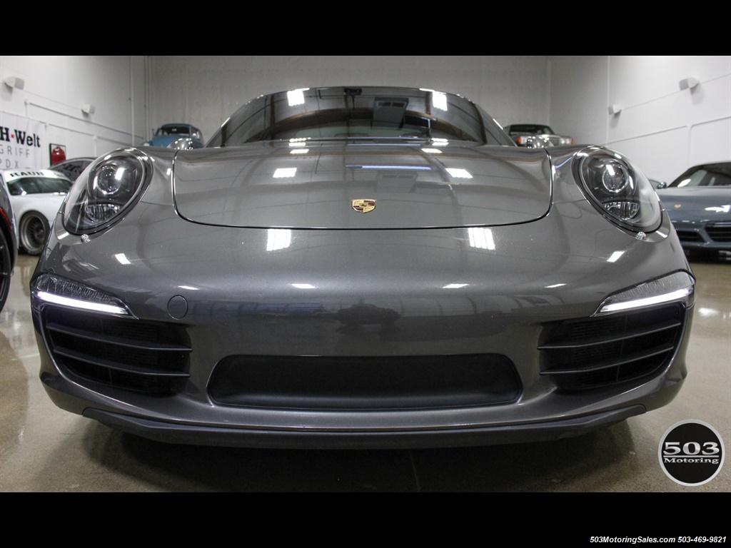 2014 Porsche 911 Carrera S; Agate Grey/Black w/ $119k MSRP! - Photo 8 - Beaverton, OR 97005