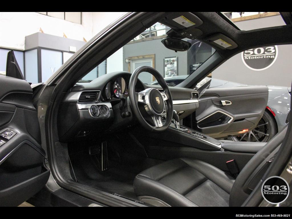 2014 Porsche 911 Carrera S; Agate Grey/Black w/ $119k MSRP! - Photo 24 - Beaverton, OR 97005