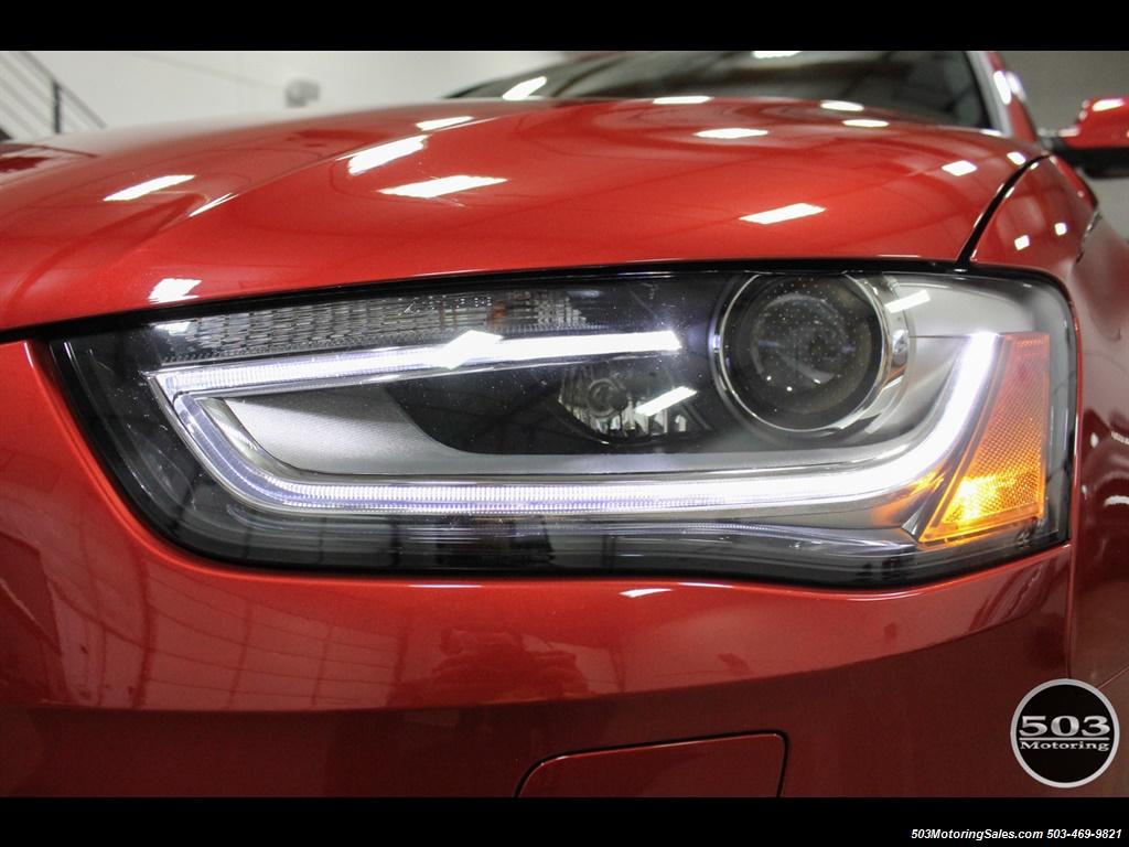 2015 Audi S4 3.0T quattro Prestige; Manual, Loaded w/ 15k Miles - Photo 13 - Beaverton, OR 97005