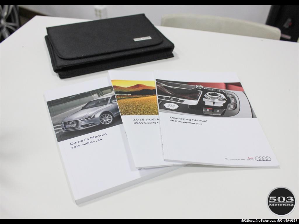 2015 Audi S4 3.0T quattro Prestige; Manual, Loaded w/ 15k Miles - Photo 55 - Beaverton, OR 97005