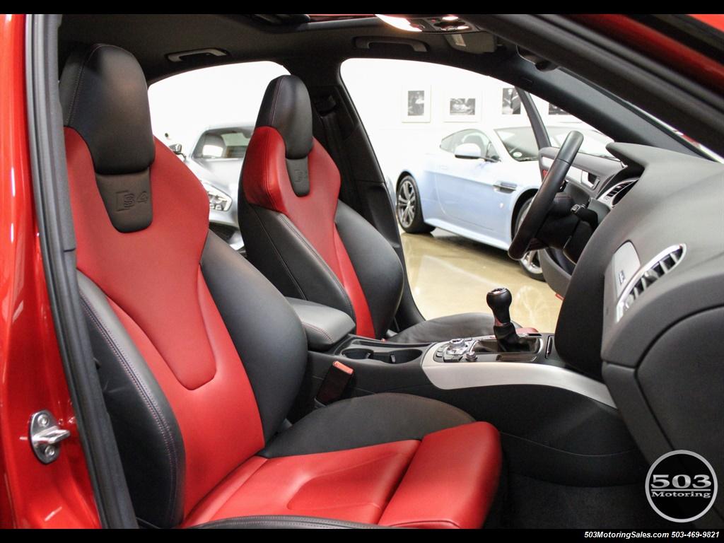 2015 Audi S4 3.0T quattro Prestige; Manual, Loaded w/ 15k Miles - Photo 40 - Beaverton, OR 97005