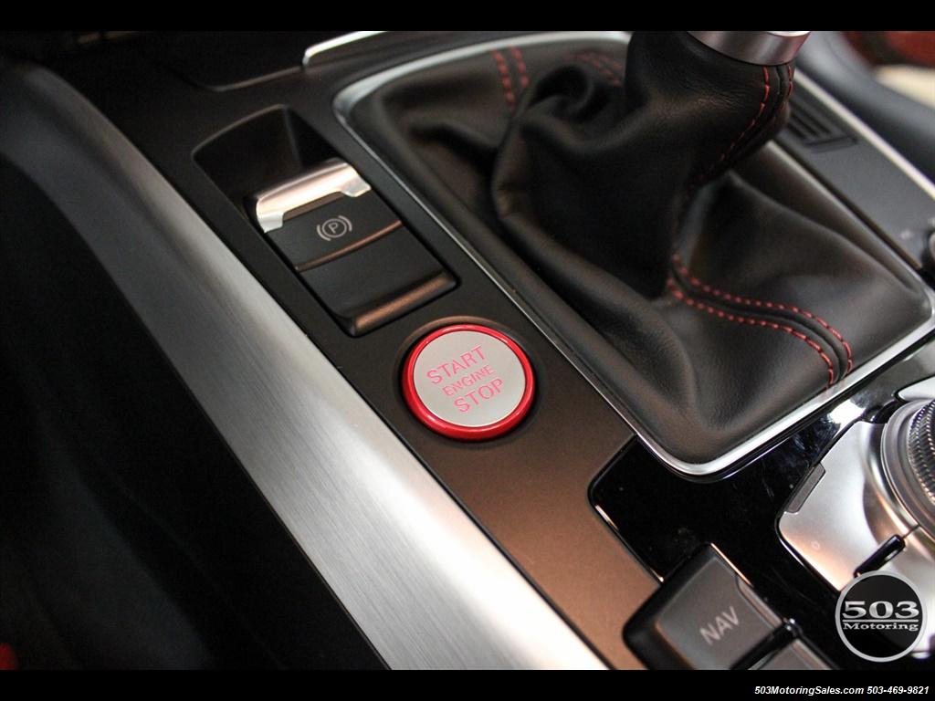 2015 Audi S4 3.0T quattro Prestige; Manual, Loaded w/ 15k Miles - Photo 32 - Beaverton, OR 97005
