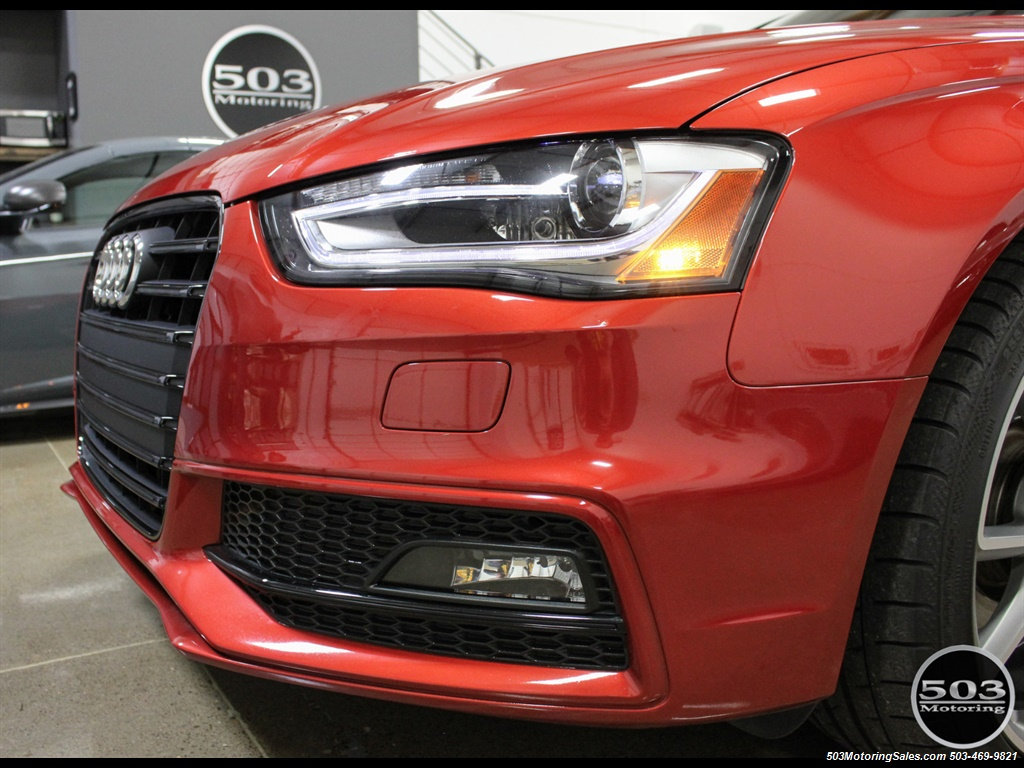 2015 Audi S4 3.0T quattro Prestige; Manual, Loaded w/ 15k Miles - Photo 9 - Beaverton, OR 97005