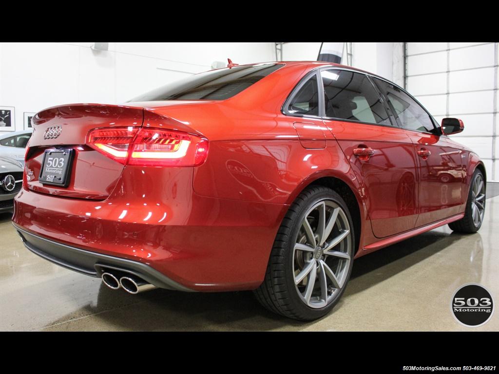 2015 Audi S4 3.0T quattro Prestige; Manual, Loaded w/ 15k Miles - Photo 5 - Beaverton, OR 97005