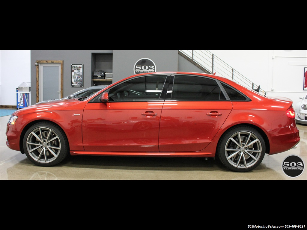 2015 Audi S4 3.0T quattro Prestige; Manual, Loaded w/ 15k Miles - Photo 2 - Beaverton, OR 97005