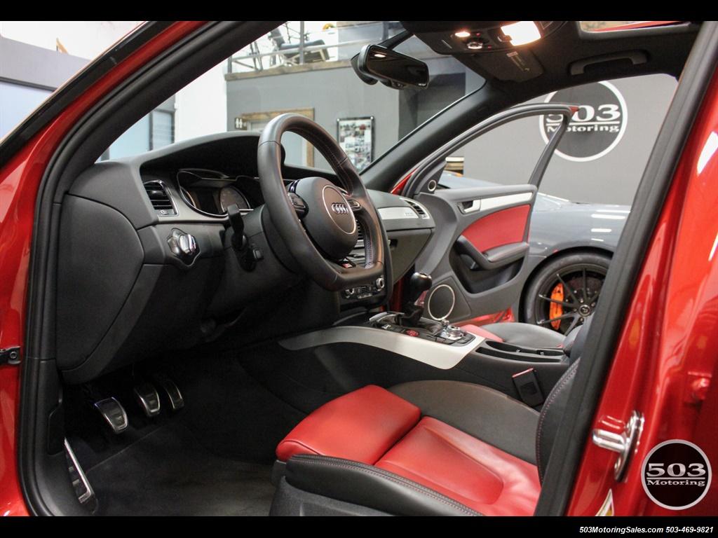 2015 Audi S4 3.0T quattro Prestige; Manual, Loaded w/ 15k Miles - Photo 25 - Beaverton, OR 97005
