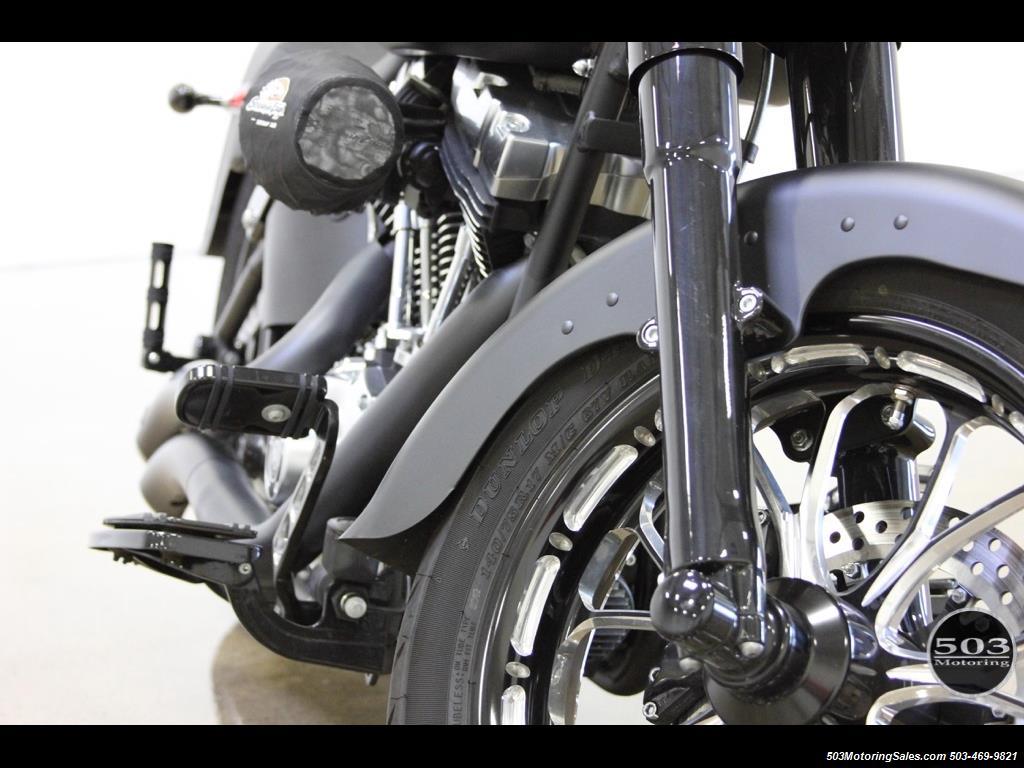 2010 Harley-Davidson Softail Fatboy Lo FLSTB