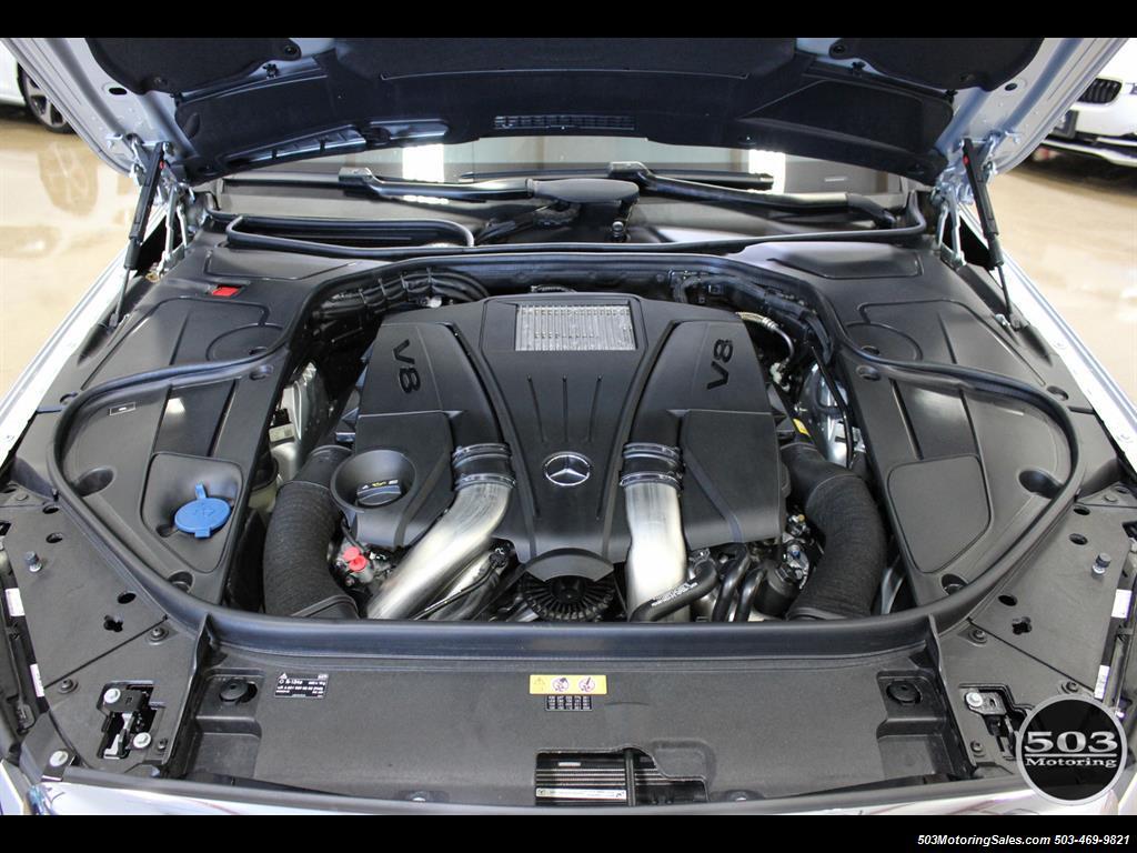 2014 Mercedes-Benz S550; One Owner Iridium Silver/Black w/ 38k Miles! - Photo 51 - Beaverton, OR 97005