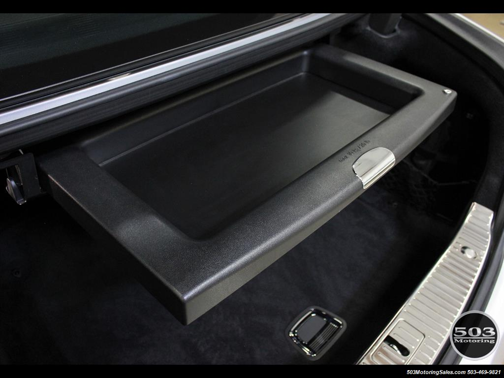 2014 Mercedes-Benz S550; One Owner Iridium Silver/Black w/ 38k Miles! - Photo 46 - Beaverton, OR 97005