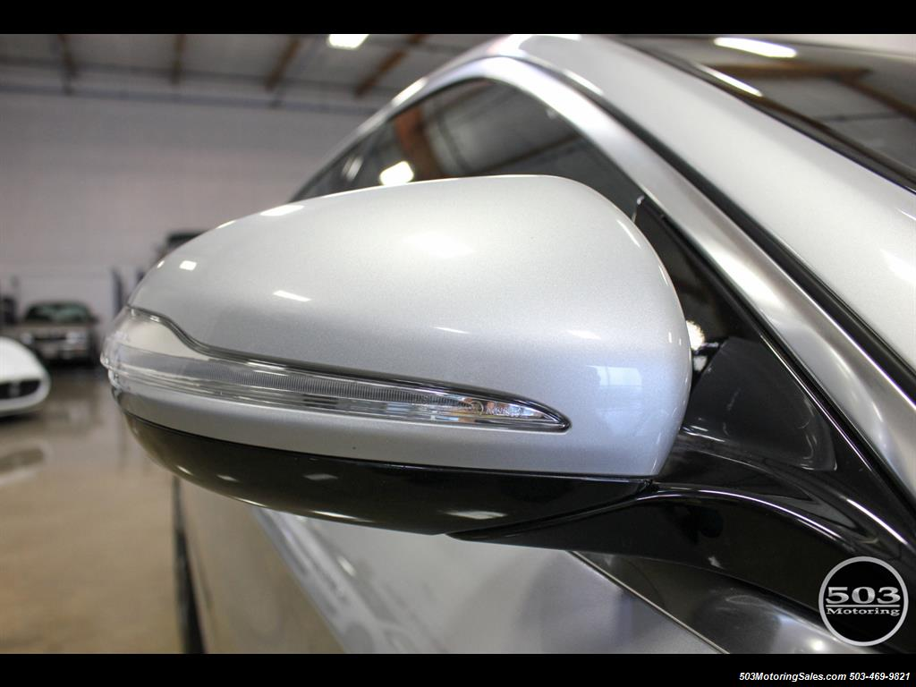 2014 Mercedes-Benz S550; One Owner Iridium Silver/Black w/ 38k Miles! - Photo 12 - Beaverton, OR 97005