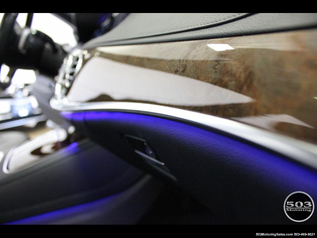 2014 Mercedes-Benz S550; One Owner Iridium Silver/Black w/ 38k Miles! - Photo 36 - Beaverton, OR 97005