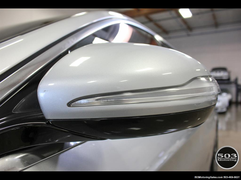 2014 Mercedes-Benz S550; One Owner Iridium Silver/Black w/ 38k Miles! - Photo 13 - Beaverton, OR 97005