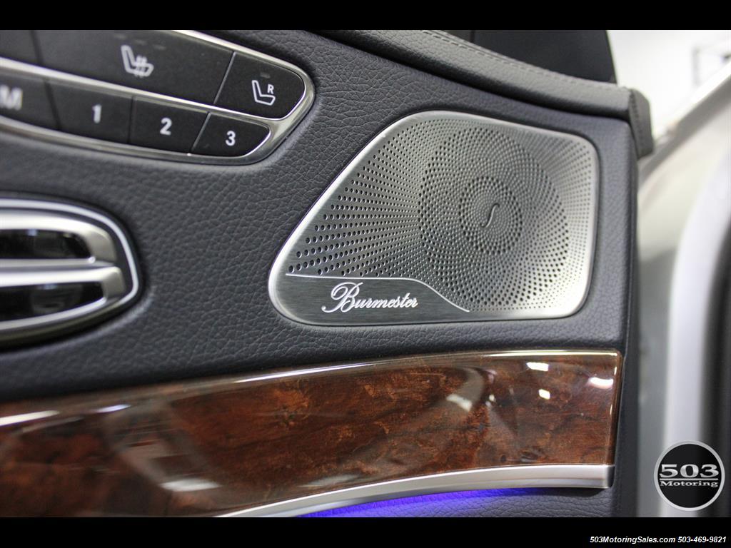 2014 Mercedes-Benz S550; One Owner Iridium Silver/Black w/ 38k Miles! - Photo 30 - Beaverton, OR 97005