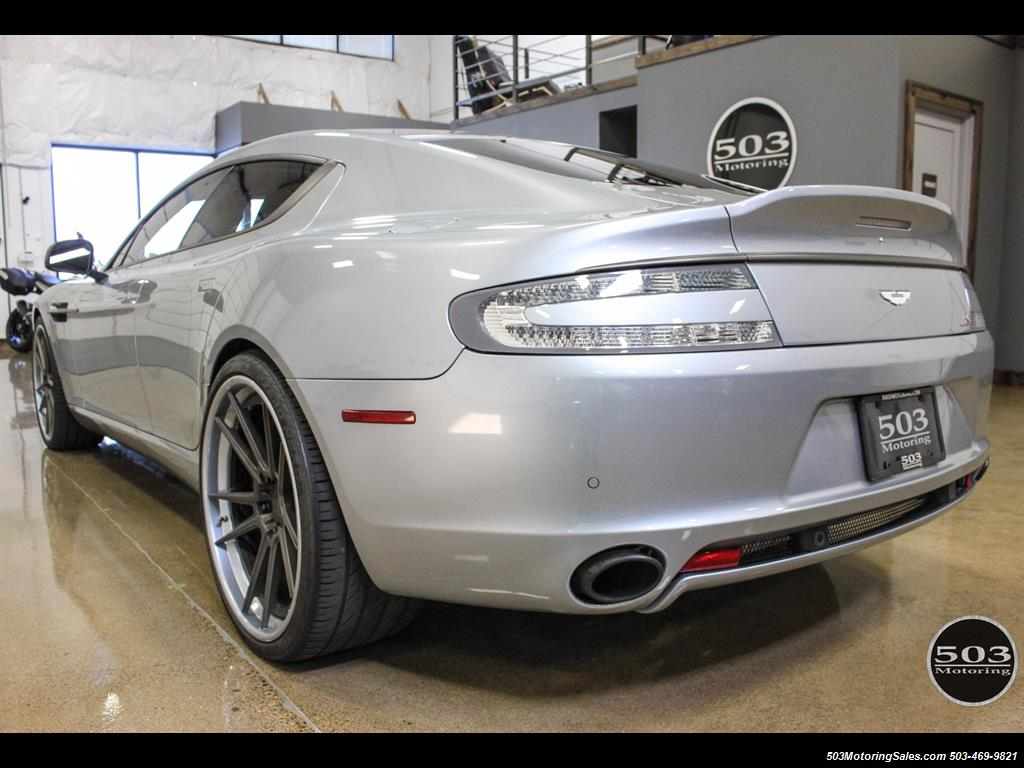 Aston Martin Rapide S Skyfall Silver One Owner W Less Than K - Galpin aston martin inventory