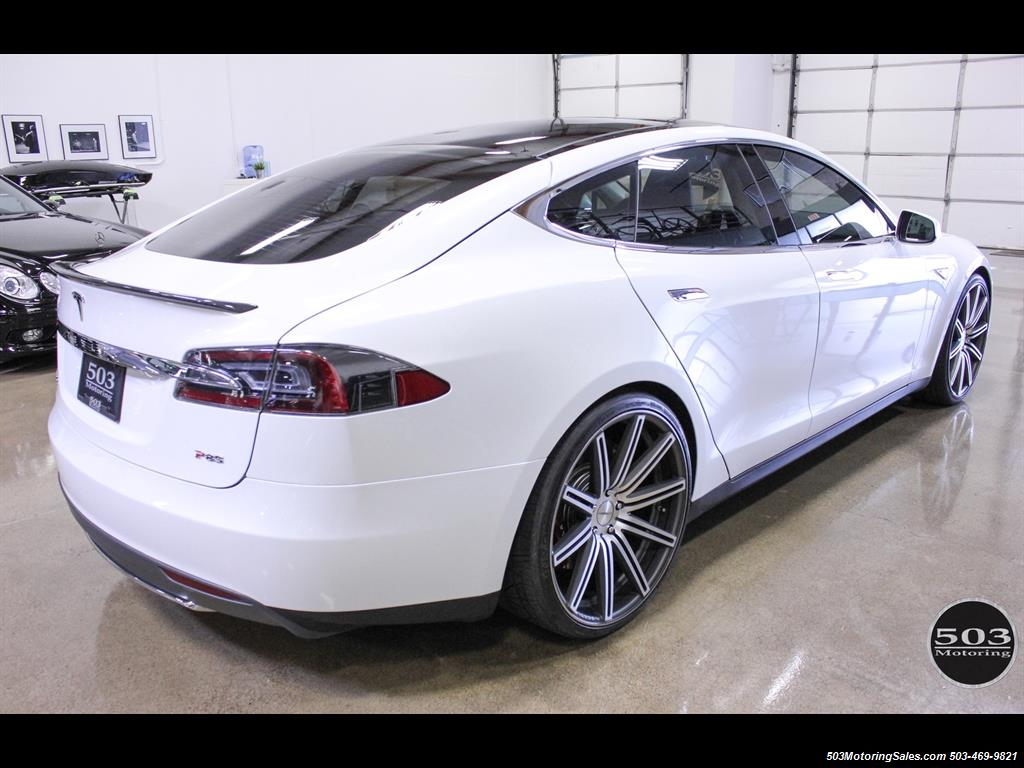 2013 Tesla Model S Performance Excellent One Owner In