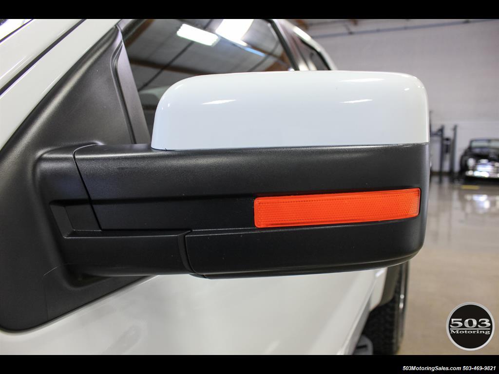 2010 Ford F-150 SVT Raptor; White/Black w/ Only 17k Miles! - Photo 12 - Beaverton, OR 97005