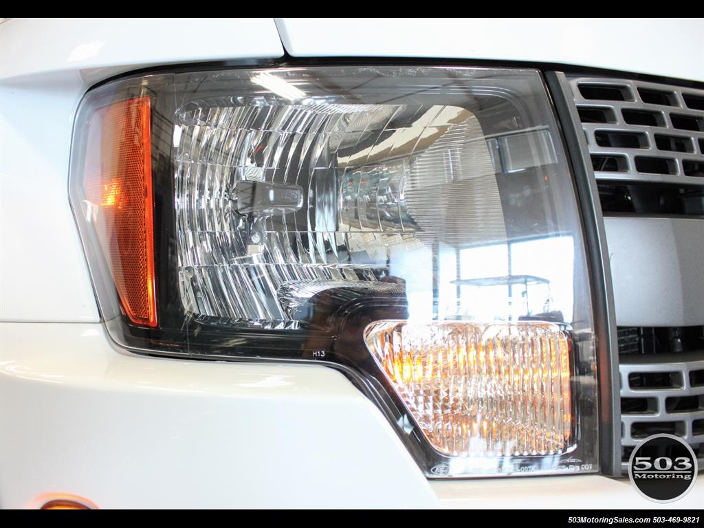 2010 Ford F-150 SVT Raptor; White/Black w/ Only 17k Miles! - Photo 11 - Beaverton, OR 97005