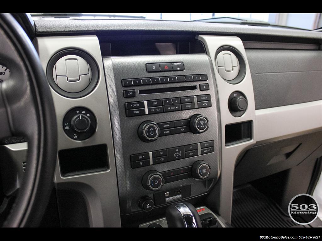2010 Ford F-150 SVT Raptor; White/Black w/ Only 17k Miles! - Photo 29 - Beaverton, OR 97005