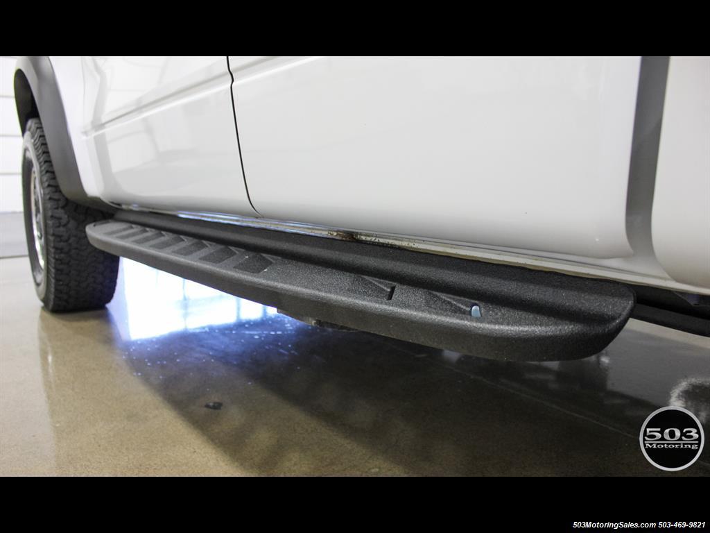 2010 Ford F-150 SVT Raptor; White/Black w/ Only 17k Miles! - Photo 49 - Beaverton, OR 97005