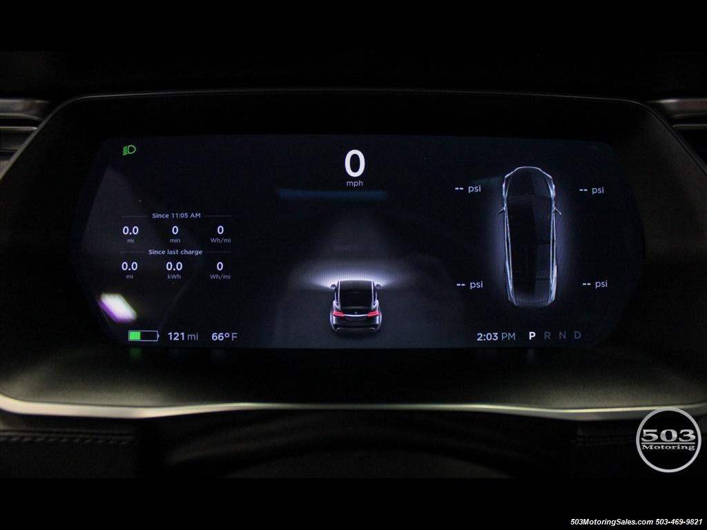 2017 Tesla Model X 75D; One Owner, Black/Black w/ 7k Miles! - Photo 30 - Beaverton, OR 97005