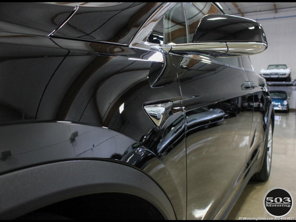 2017 Tesla Model X 75D; One Owner, Black/Black w/ 7k Miles! - Photo 15 - Beaverton, OR 97005