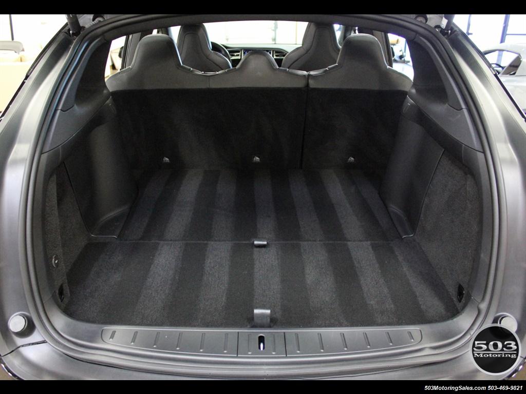 2017 Tesla Model X 75D; One Owner, Black/Black w/ 7k Miles! - Photo 50 - Beaverton, OR 97005