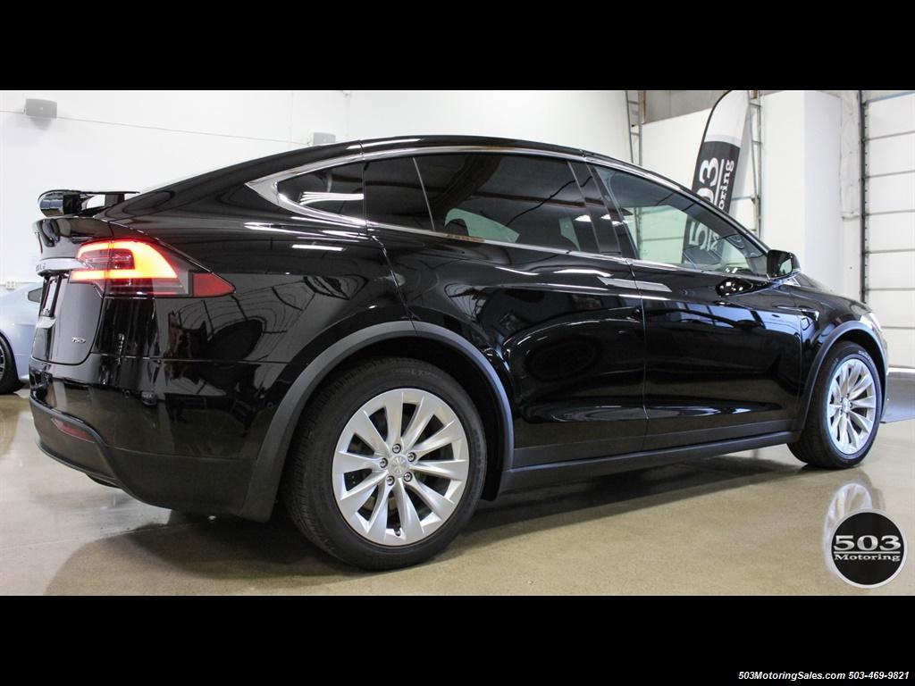 2017 Tesla Model X 75D; One Owner, Black/Black w/ 7k Miles! - Photo 6 - Beaverton, OR 97005