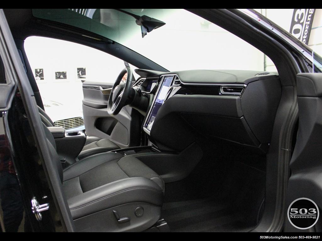 2017 Tesla Model X 75D; One Owner, Black/Black w/ 7k Miles! - Photo 39 - Beaverton, OR 97005