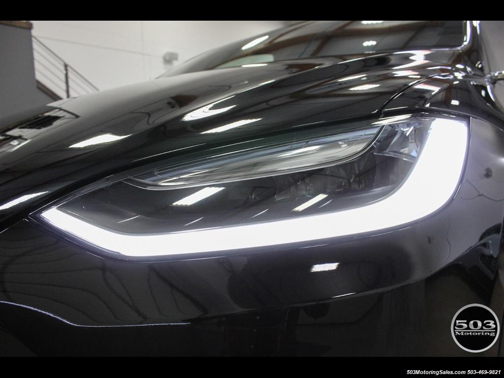 2017 Tesla Model X 75D; One Owner, Black/Black w/ 7k Miles! - Photo 11 - Beaverton, OR 97005
