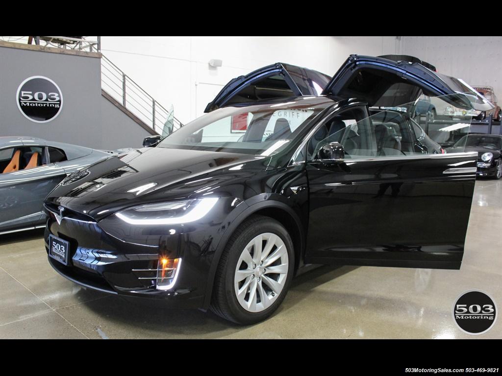 2017 Tesla Model X 75D; One Owner, Black/Black w/ 7k Miles! - Photo 26 - Beaverton, OR 97005