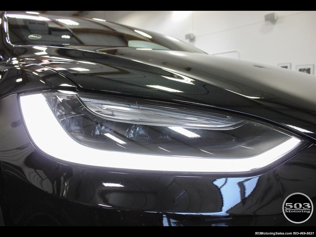 2017 Tesla Model X 75D; One Owner, Black/Black w/ 7k Miles! - Photo 10 - Beaverton, OR 97005