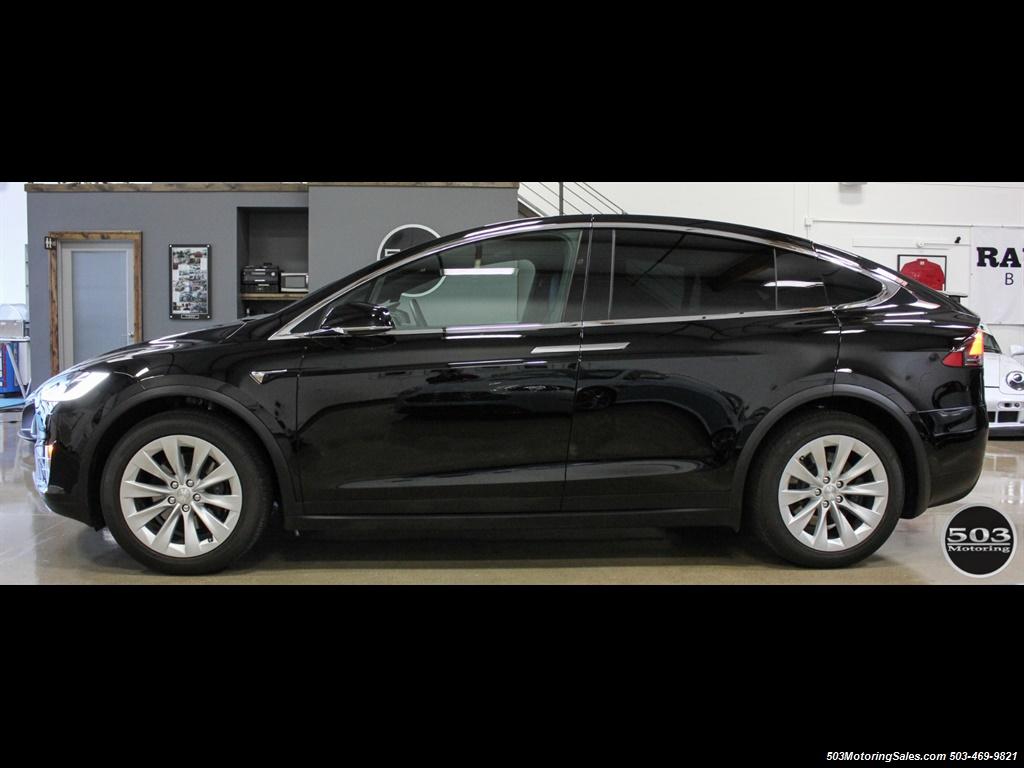 2017 Tesla Model X 75D; One Owner, Black/Black w/ 7k Miles! - Photo 2 - Beaverton, OR 97005