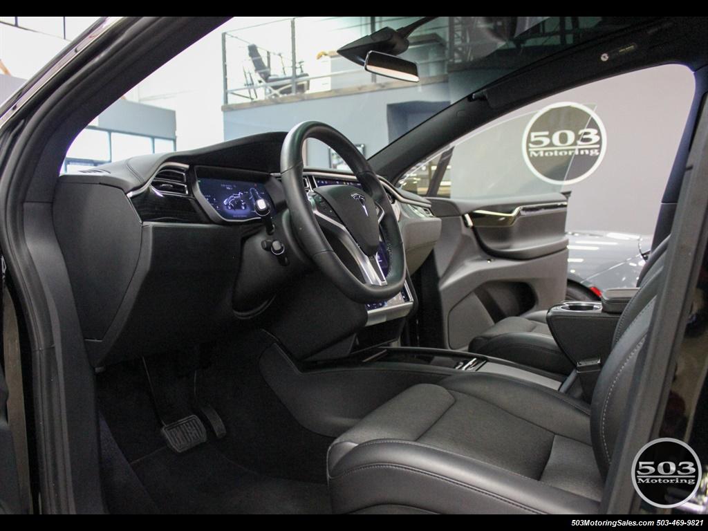 2017 Tesla Model X 75D; One Owner, Black/Black w/ 7k Miles! - Photo 28 - Beaverton, OR 97005