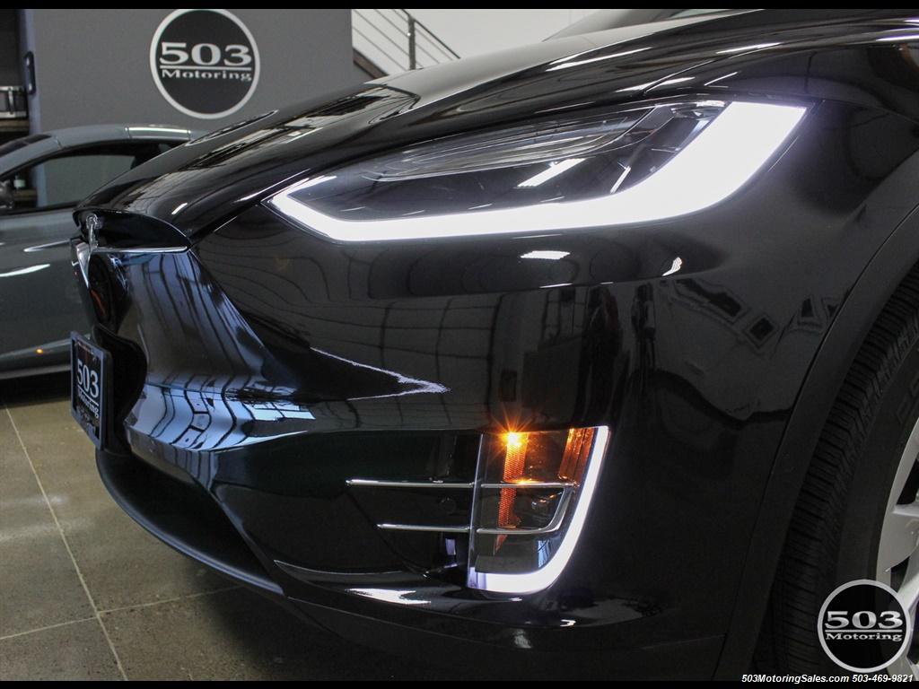 2017 Tesla Model X 75D; One Owner, Black/Black w/ 7k Miles! - Photo 9 - Beaverton, OR 97005